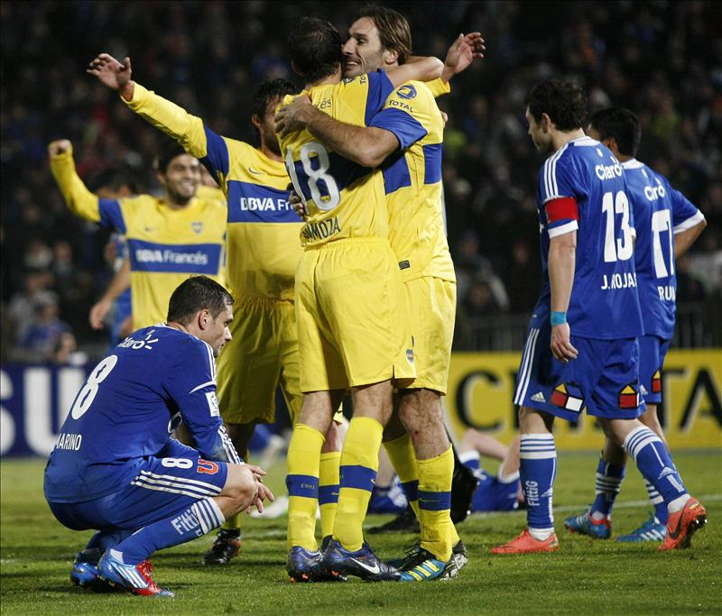 Universidad de Chile 0 – 0 Boca Juniors