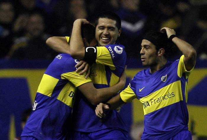 Boca Juniors 2 – 0 Universidad de Chile