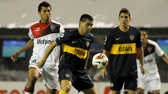 Boca Juniors 0 – 0 Newell's old Boys
