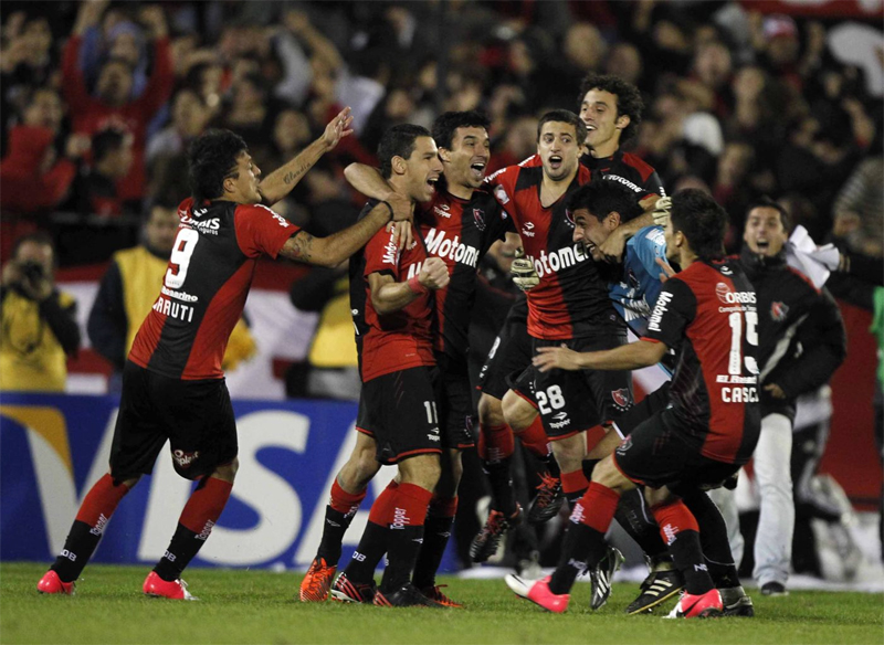 Newell's 0 (10) – (9) 0 Boca Juniors